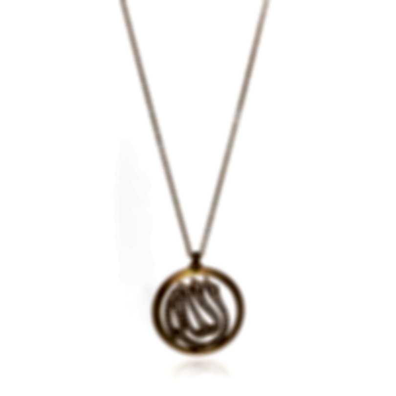 Luca Carati 18k Rose Gold Diamond 0.95ct Necklace G1064C-C133