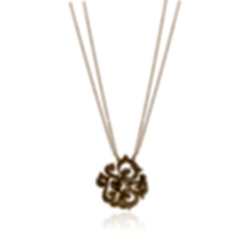 Luca Carati 18k Yellow Gold Diamond 2.31ct Necklace G342CH-C136