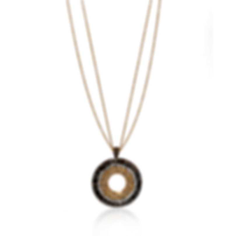 Luca Carati 18k Yellow Gold & 18k White Gold Diamond 6.82ct Necklace G372CB-A7DD