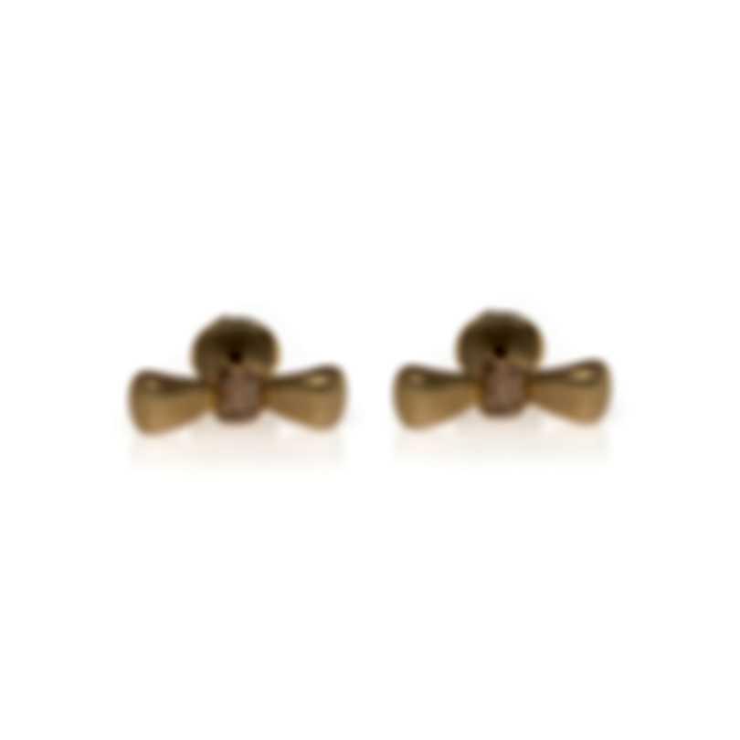 Luca Carati 18k Rose Gold Diamond 0.37ct Earrings G783BB-B827