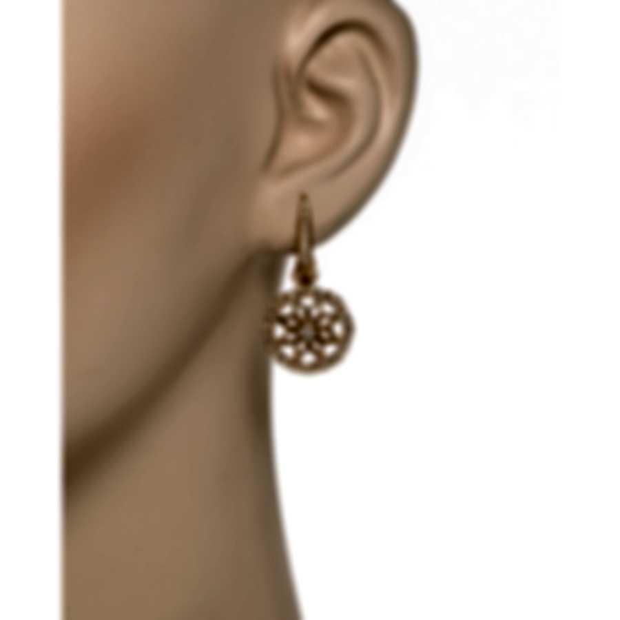 Luca Carati 18k Rose Gold Diamond 1.05ct Earrings G899B-C4CB