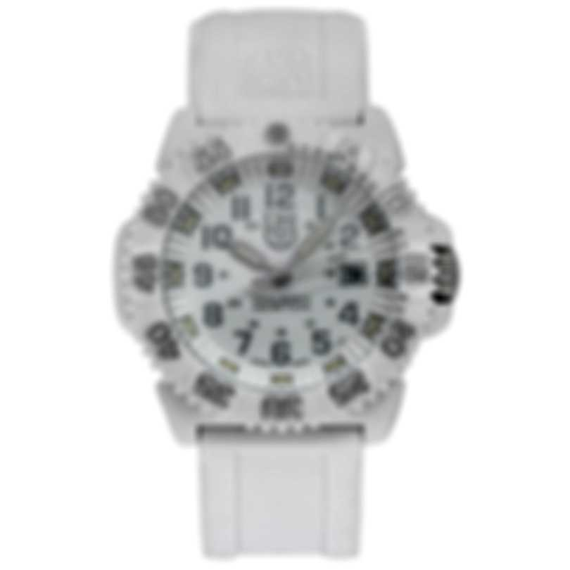 Luminox White Navy Seal Colormark Quartz Men's Watch XS.3057.WO