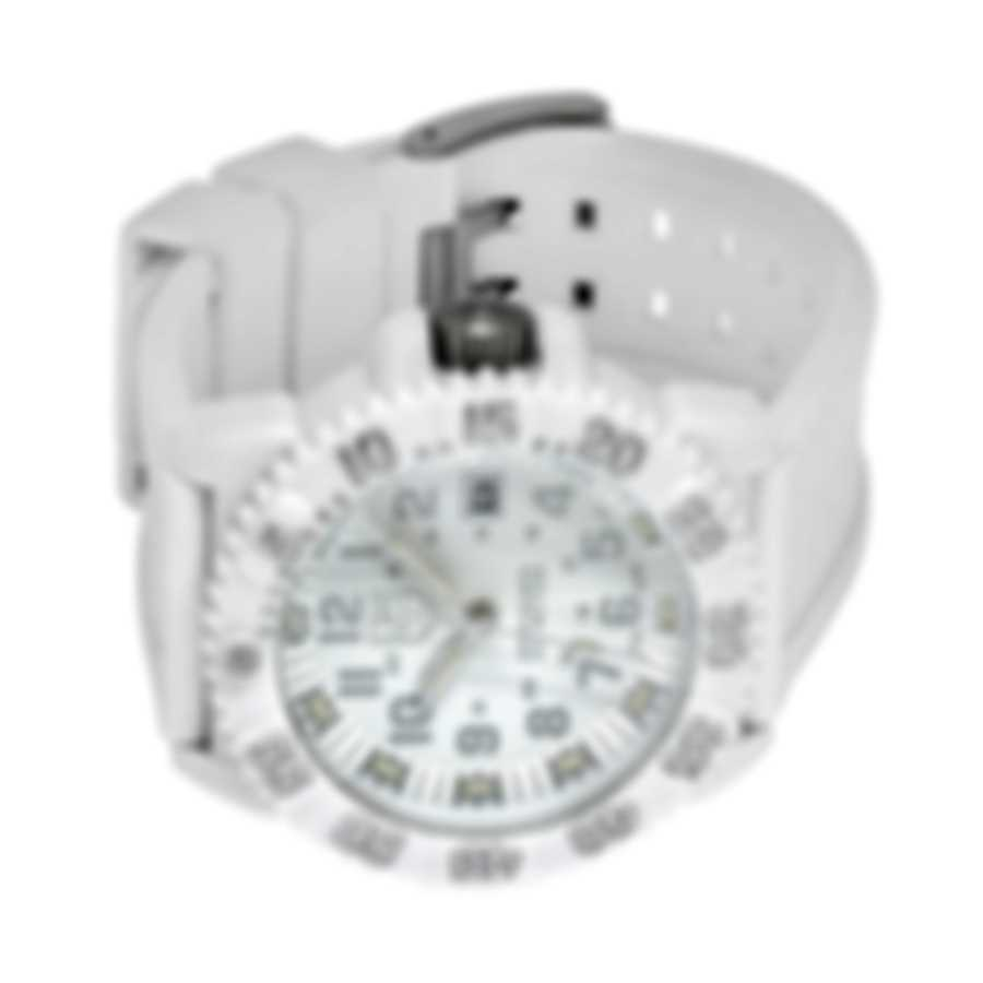 Luminox White Navy Seal Colormark Quartz Men's Watch XS.3057.WO