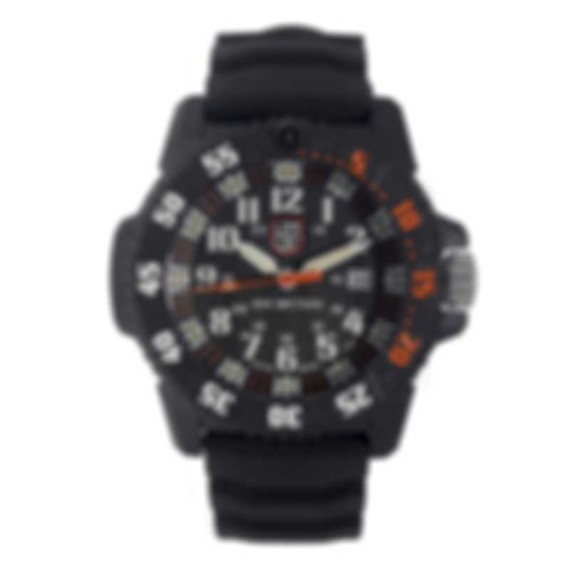 Luminox Master Carbon Seal 3800 Series Quartz Men's Watch XS.3801.C.SET