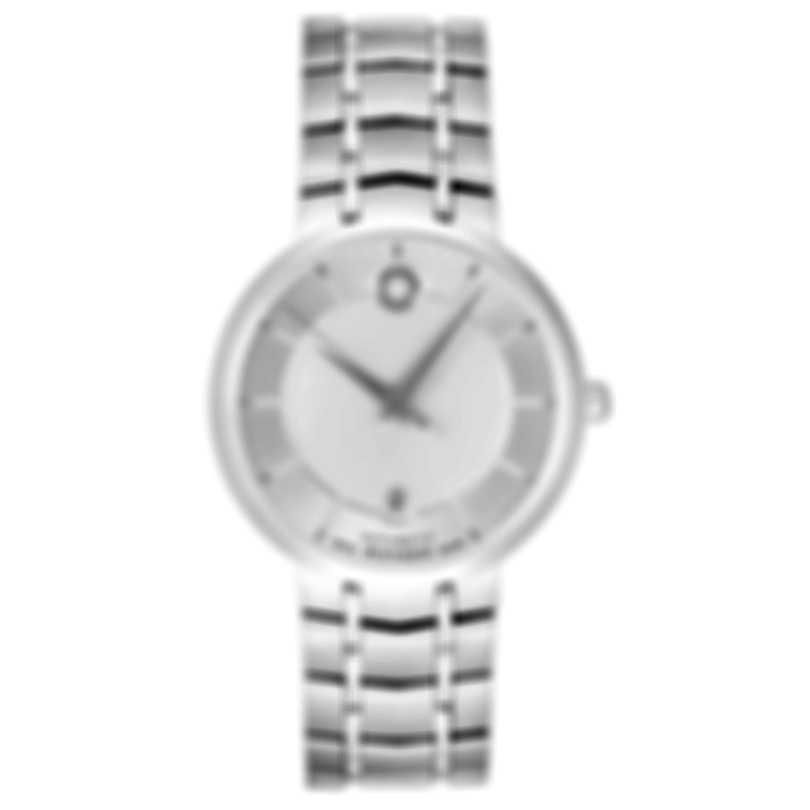 Movado 1881 Stainless Steel Automatic Men's Watch 606915