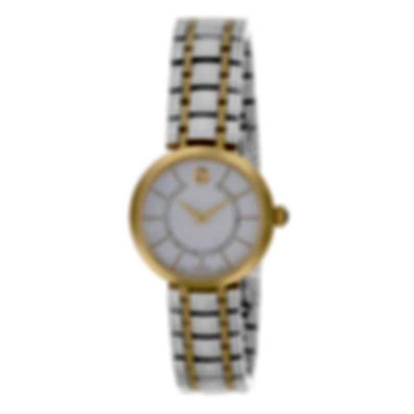 Movado 1881 Diamond Automatic Ladies Watch 606921