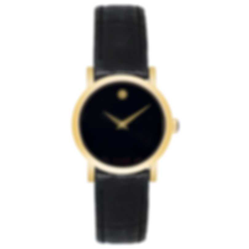Movado Red Label Automatic Ladies Watch 607010