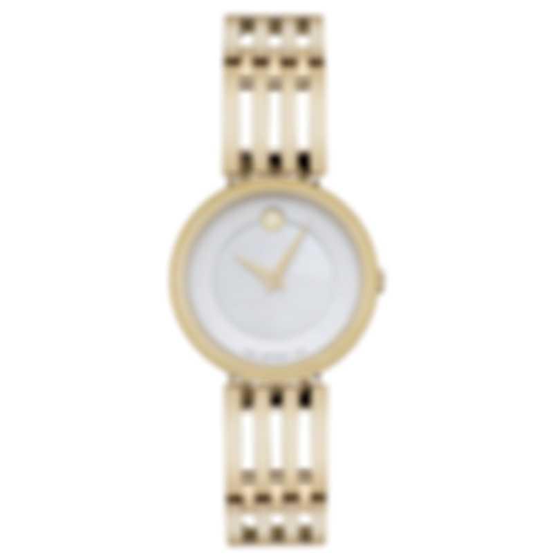 Movado Esperanza Quartz Ladies Watch 607054