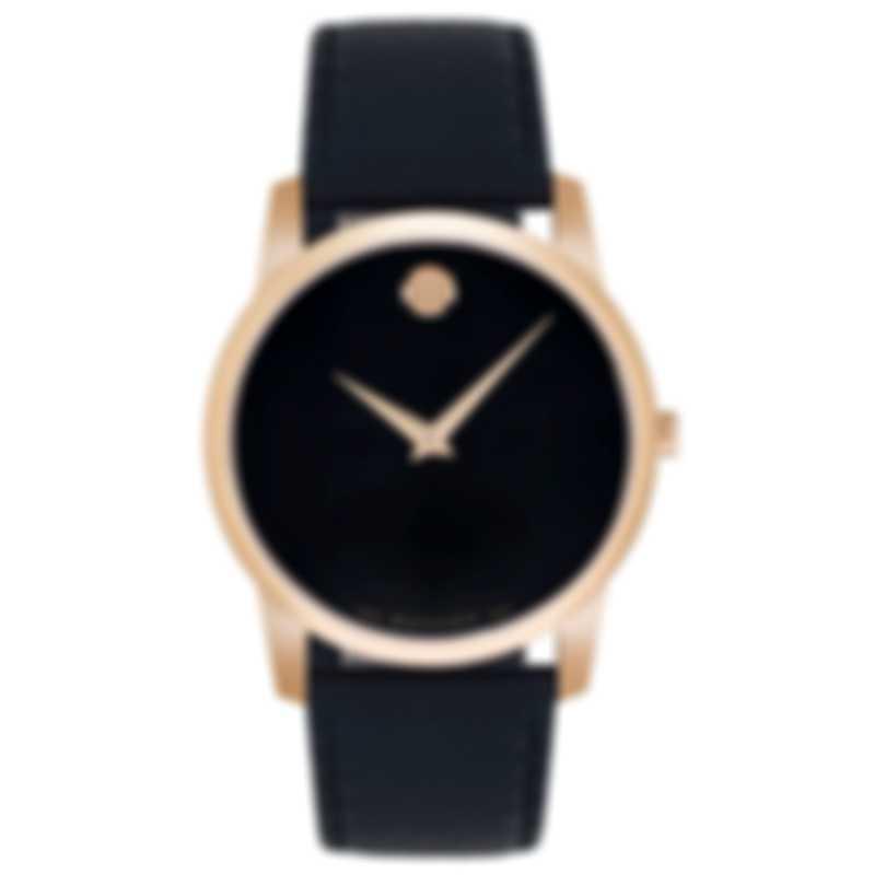 Movado Museum Stainless Steel Quartz Men's Watch 607060