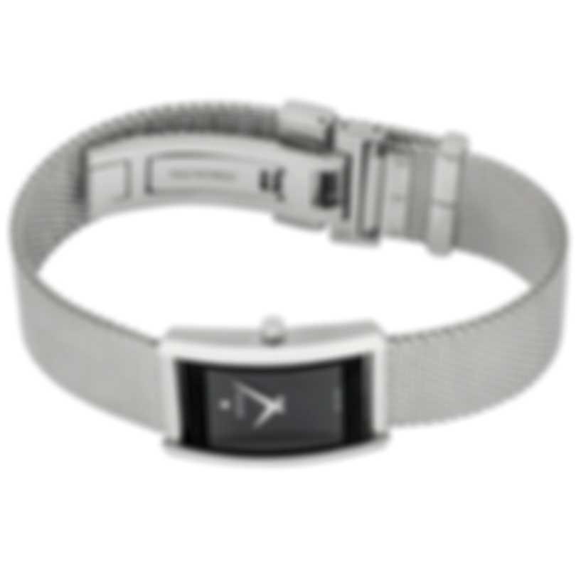 Movado La Nouvelle Stainless Steel Quartz Ladies Watch 607188