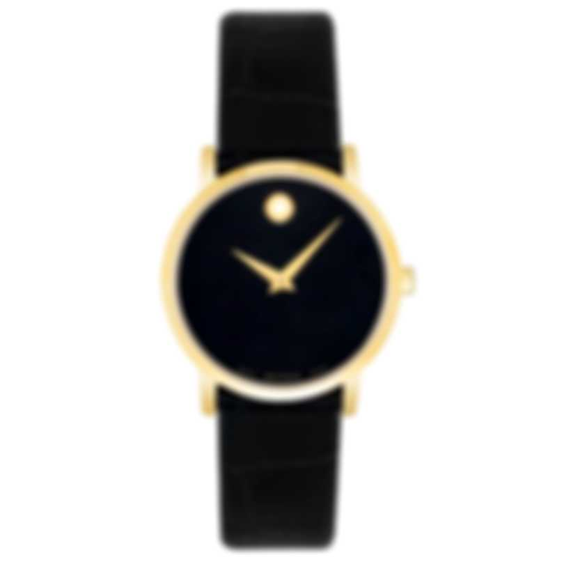 Movado Museum Quartz Ladies Watch 607222