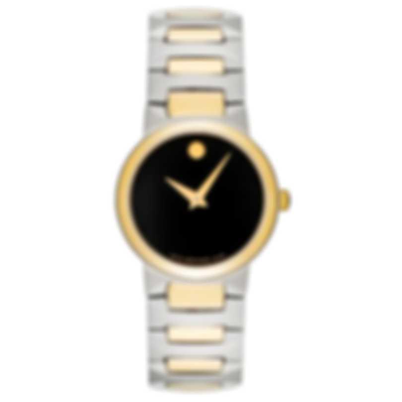 Movado Temo Quartz Ladies Watch 0607296