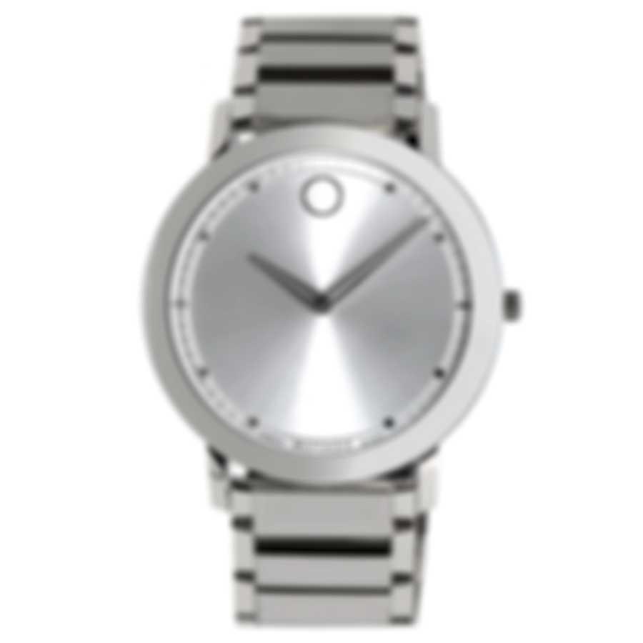 Movado Sapphire Quartz Men's Watch 0607407
