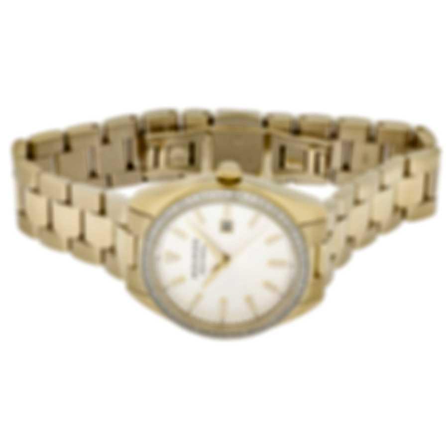 Movado Heritage-Datron Diamond Quartz Ladies Watch 3650070
