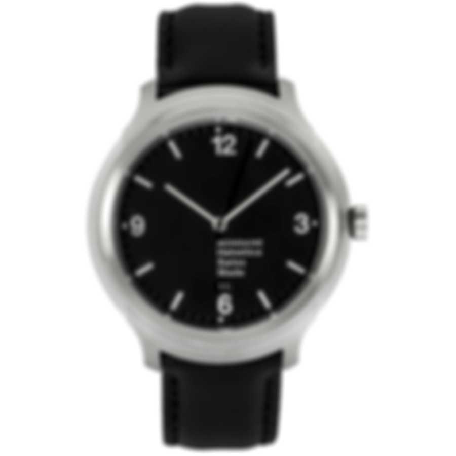 Mondaine Helvetica No1 Quartz Men's Watch MH1.B1220.LB