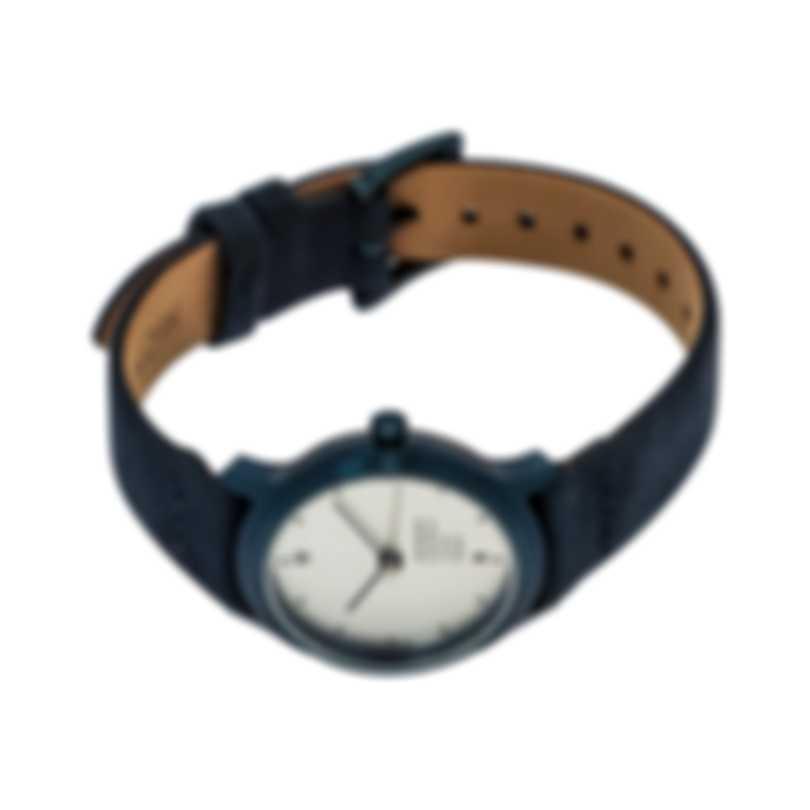 Mondaine Helvetica Quartz Ladies Watch MH1.L1110.LD