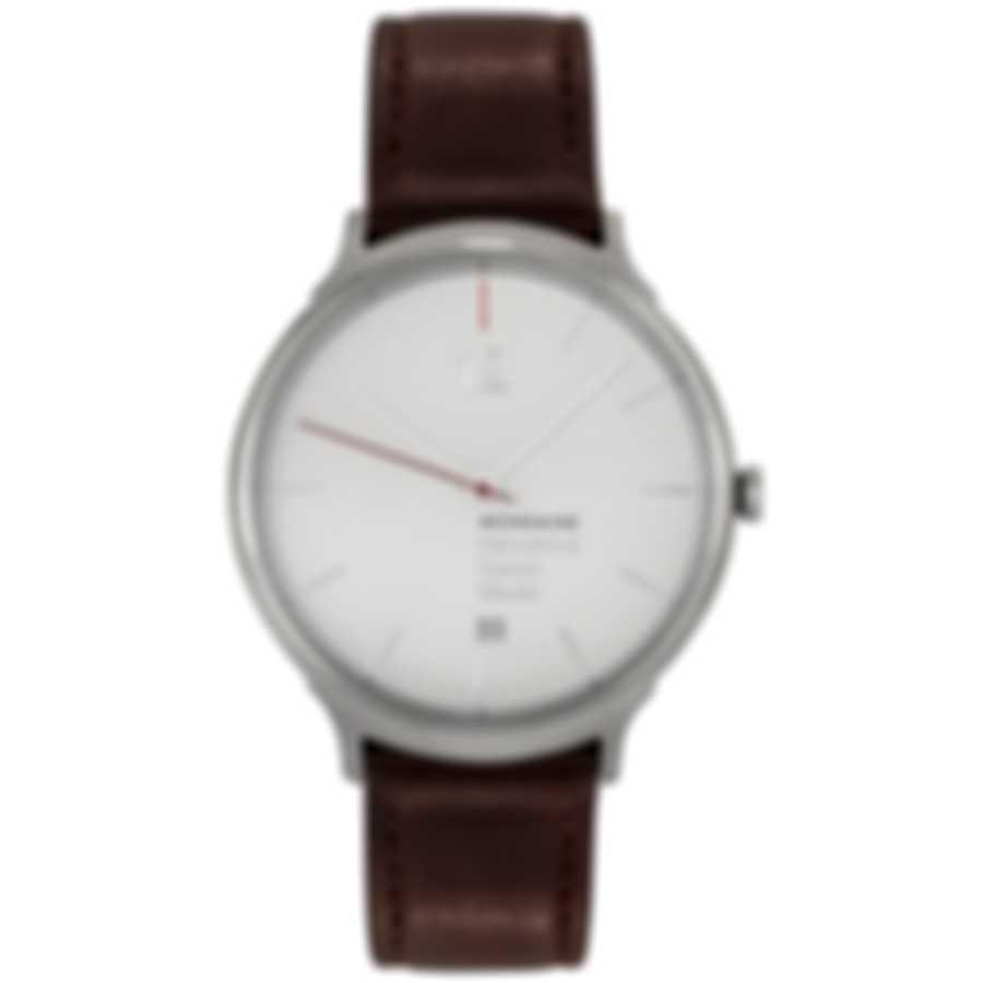 Mondaine Helvetica Spiekermann Quartz Men's Watch MH1.L2212.LG