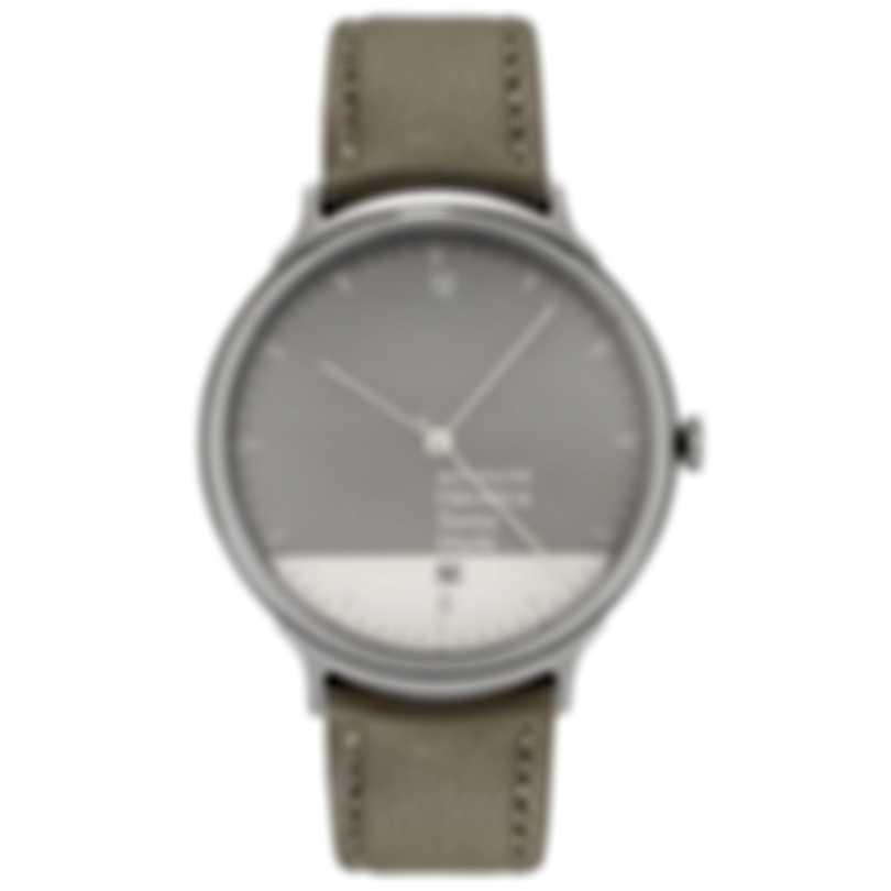 Mondaine Helvetica No1 Quartz Ladies Watch MH1.L2280.LH