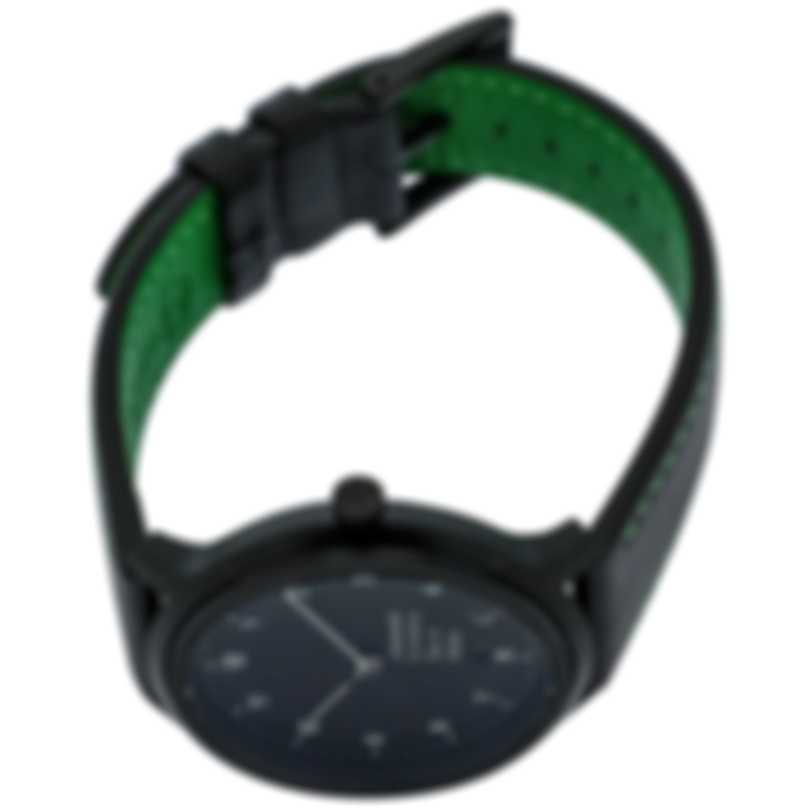 Mondaine Helvetica No1 New York Quartz Men's Watch MH1.R2221.LB