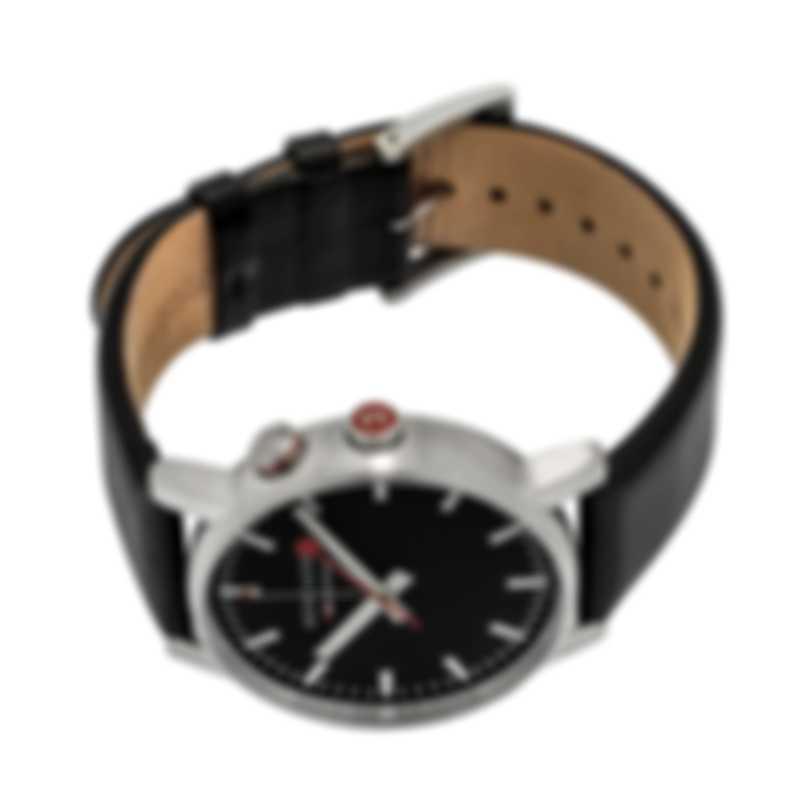 Mondaine Evo Alarm Quartz Men's Watch A468.30352.14SBB