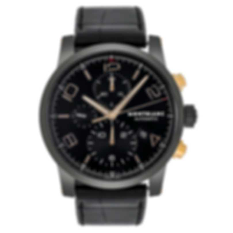 Montblanc Timewalker Chronograph Stainless Steel Automatic Men's Watch 105805