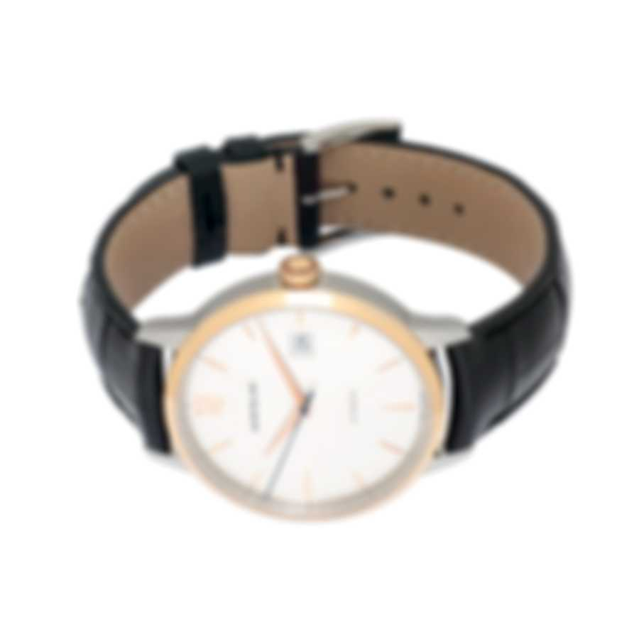 Montblanc Heritage Spirit 18K Rose Gold & Stainless Steel Automatic Men's Watch 111624