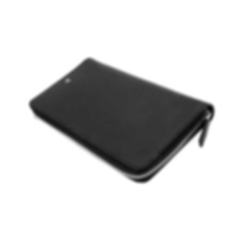 Montblanc Sartorial Black Leather Wallet 113208