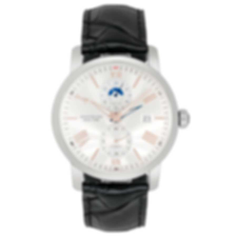 Montblanc 4810 Dual Time Automatic Men's Watch 114857