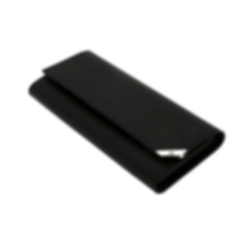 Montblanc Urban Spirit Black Leather Pen Case 115415