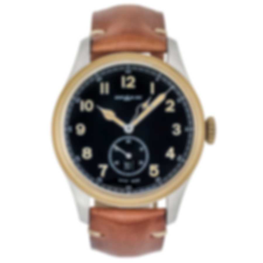Montblanc 1858 Dual Time Automatic Men's Watch 116479