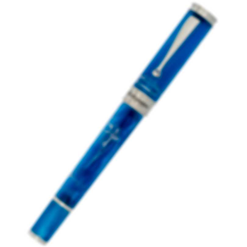Montegrappa The Secret Life Of Dali Resin And Stainless Steel Rollerball Pen ISDSSRIB