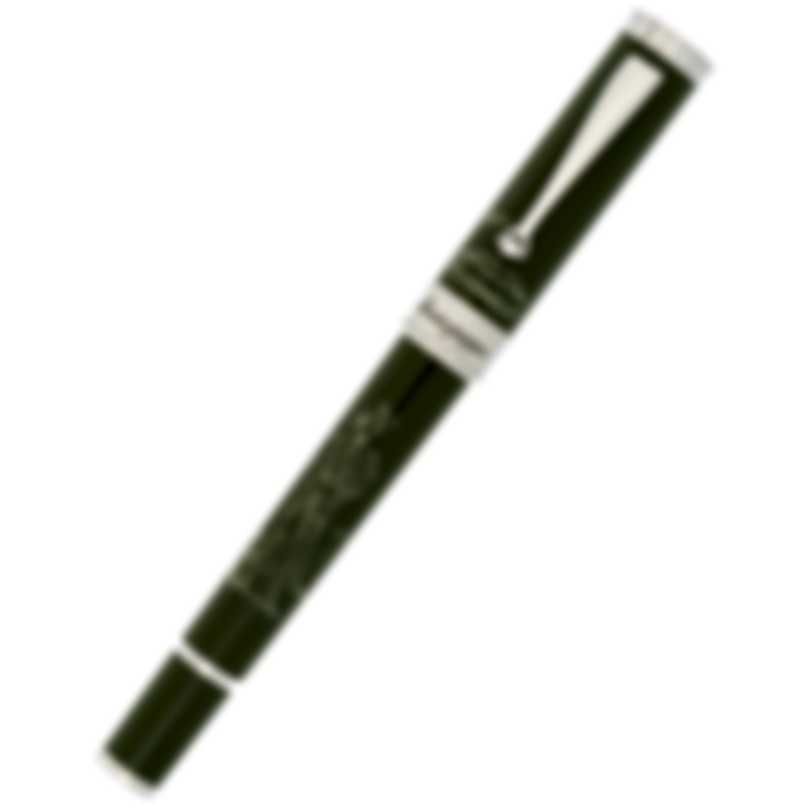 Montegrappa The Secret Life Of Dali Resin And Stainless Steel Rollerball Pen ISDSSRIG