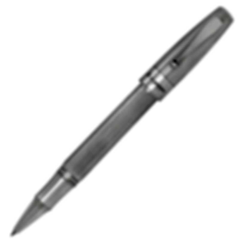 Montegrappa Extra Argento Sterling Silver Rollerball Pen ISEXNRSE