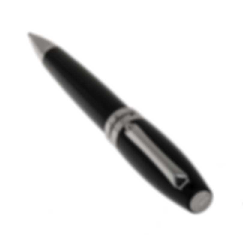 Montegrappa Fortuna Resin & Palladium Ballpoint Pen ISFORBPC