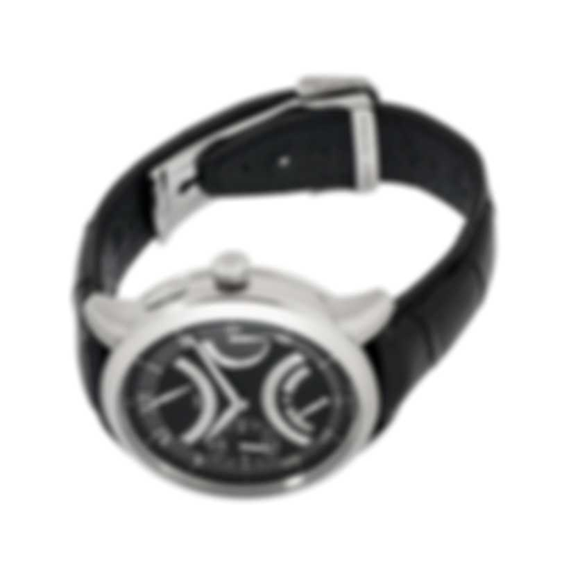 Maurice Lacroix Masterpiece Double Retrograde Manual Wind Mens Watch MP7218-SS001-310