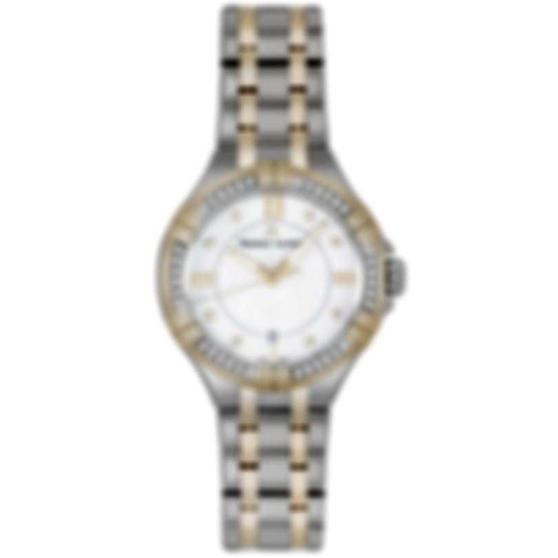 Maurice Lacroix Aikon Date Diamond Quartz Ladies Watch AI1004-DY503-171-1