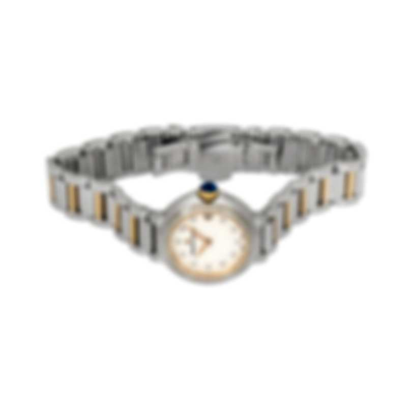 Maurice Lacroix Fiaba Diamond Two Tone Quartz Ladies Watch FA1003-PVP23-170