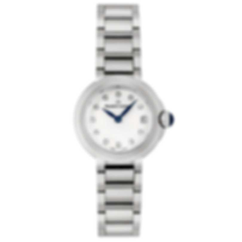 Maurice Lacroix Fiaba Diamond Mother Of Pearl Quartz Ladies Watch FA1003-SS002-170-1