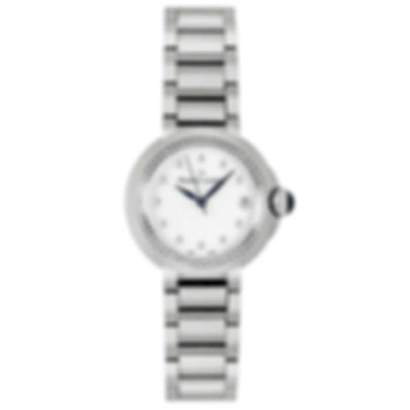 Maurice Lacroix Fiaba Diamond Mother Of Pearl Quartz Ladies Watch FA1004-SD502-170