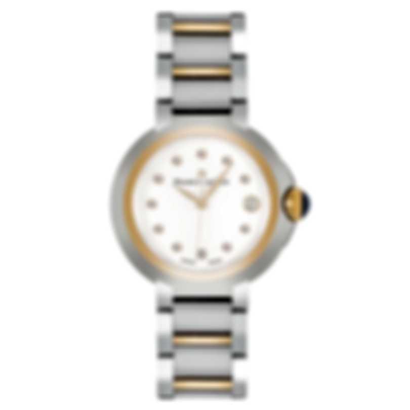 Maurice Lacroix Fiaba Date Diamond Quartz Ladies Watch FA1007-PVP13-170-1