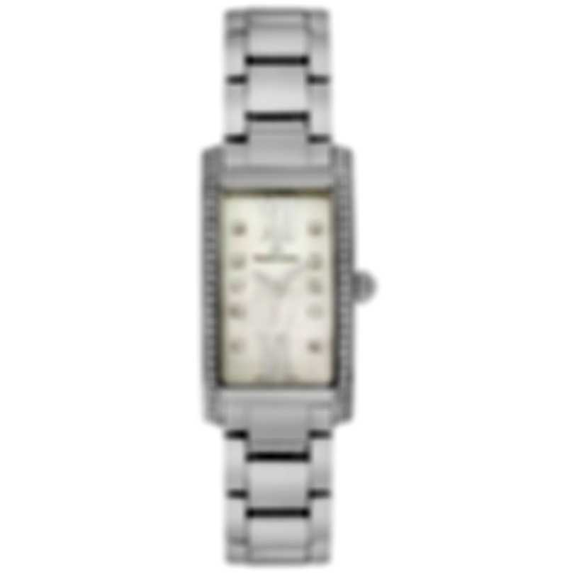 Maurice Lacroix Fiaba Mother Of Pearl Diamond Quartz Ladies Watch FA2164-SD532-170