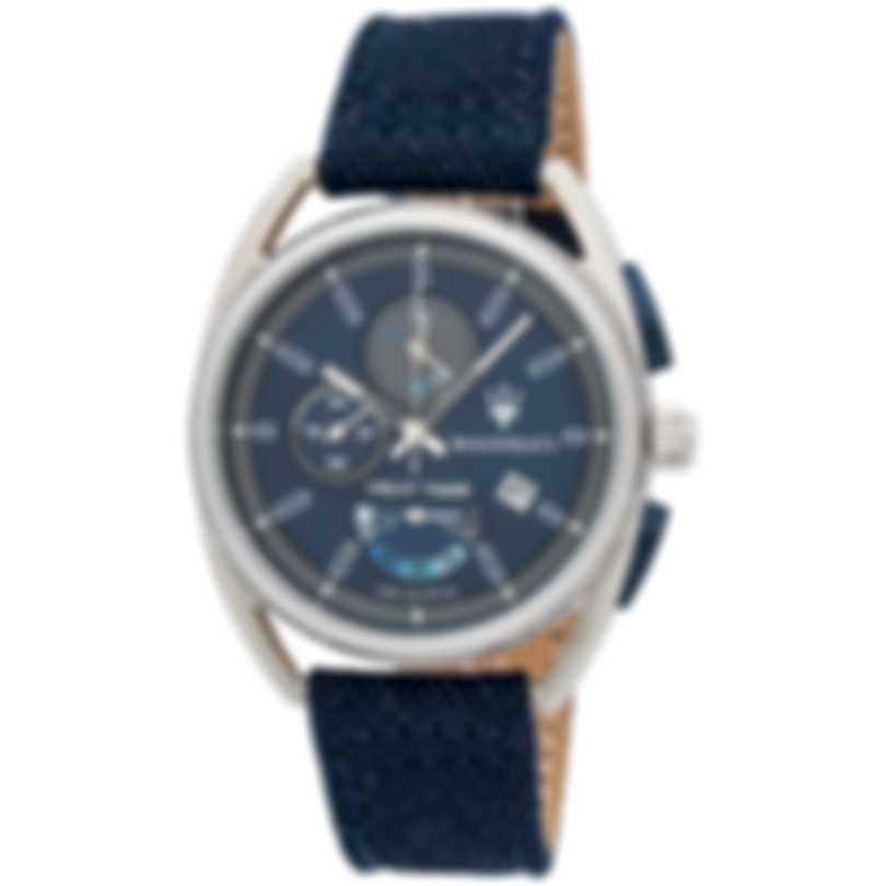 Maserati Trimarano Stainless Steel Quartz Men's Watch R8851132001