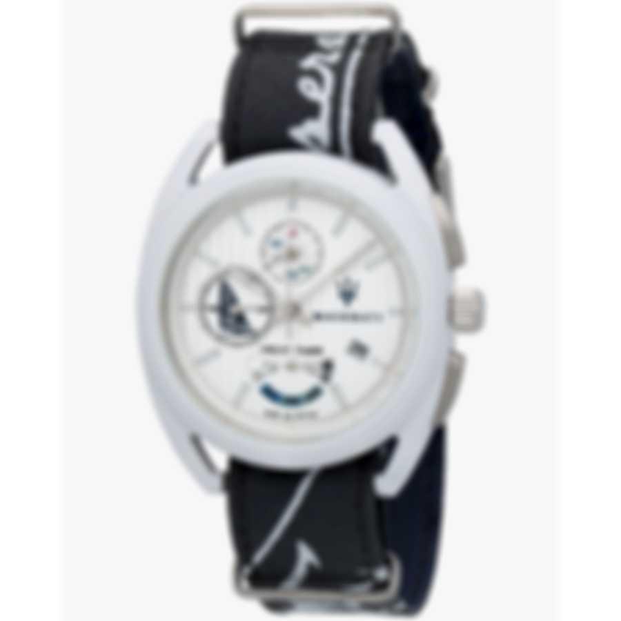 Maserati Trimarano Stainless Steel Quartz Men's Watch R8851132002