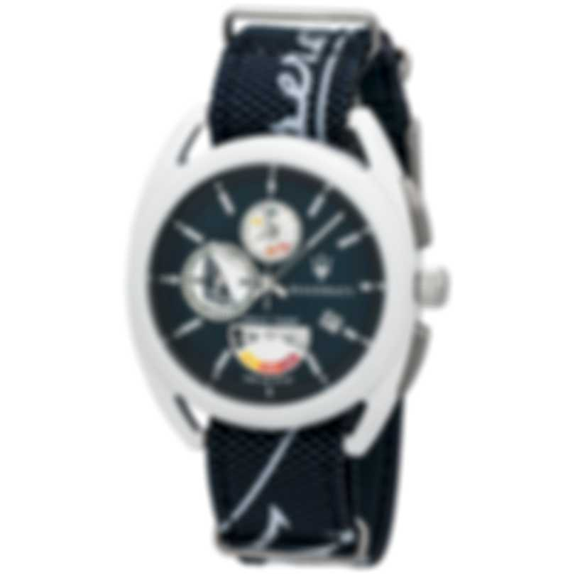 Maserati Trimarano Stainless Steel Quartz Men's Watch R8851132003