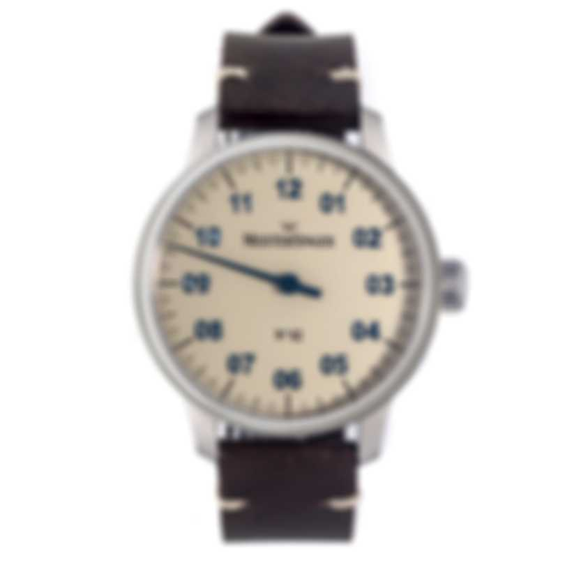 Meistersinger No 2 Manual Wind Men's Watch AM6603N