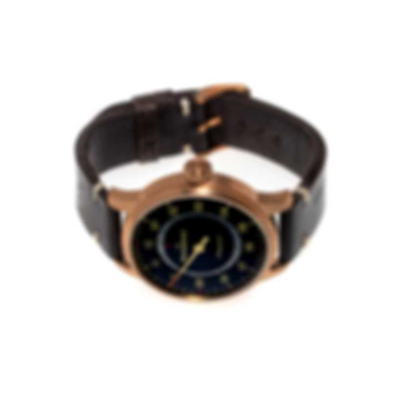 Meistersinger Perigraph Bronze Automatic Men's Watch AM1017BR