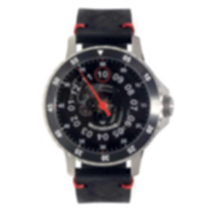 Meistersinger Salthora Meta X Transparent Automatic Men's Watch ED-SAMX902T