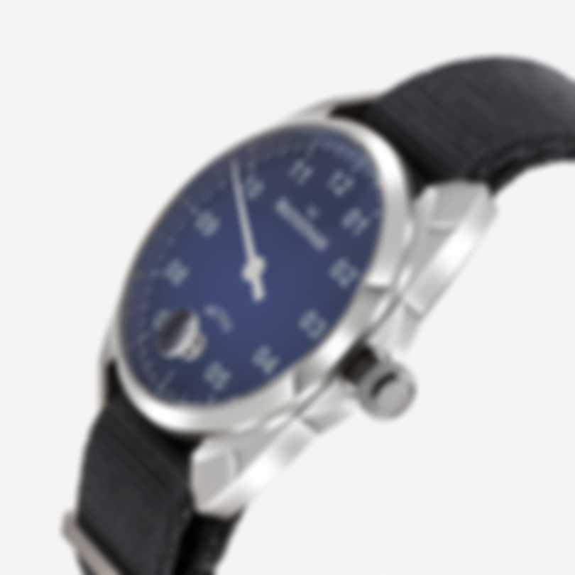 MeisterSinger Metris Blue Dial Automatic Men's Watch ME908
