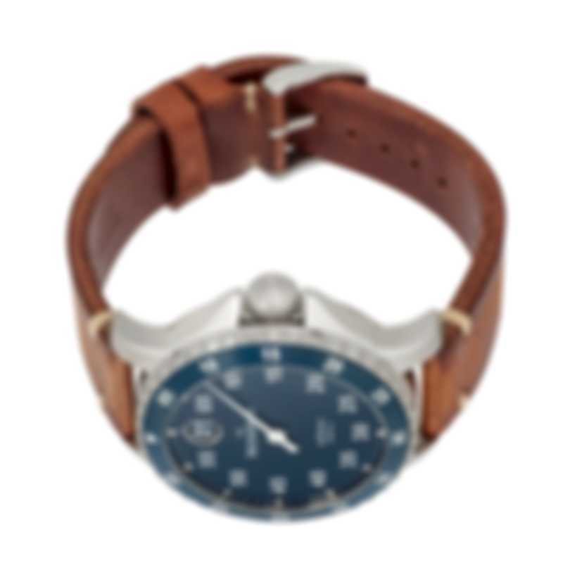 MeisterSinger Salthora Meta X Jump Hour Blue Dial Automatic Men's Watch SAMX908