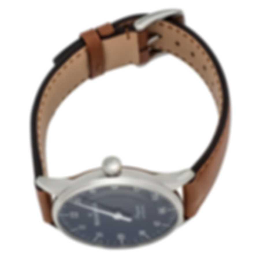 MeisterSinger Pangaea Blue Dial Automatic Men's Watch PM908
